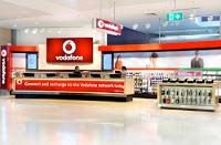 Vodafone at Sydney airport