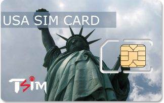 Unlimited USA Sim Card
