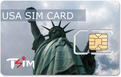 Unlimited USA Sim Card