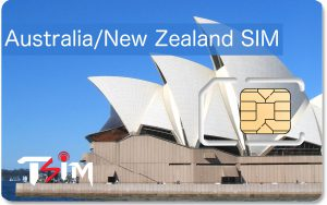 Australia / New Zealand SIM Card