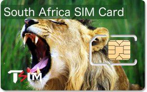 South Africa SIM Card