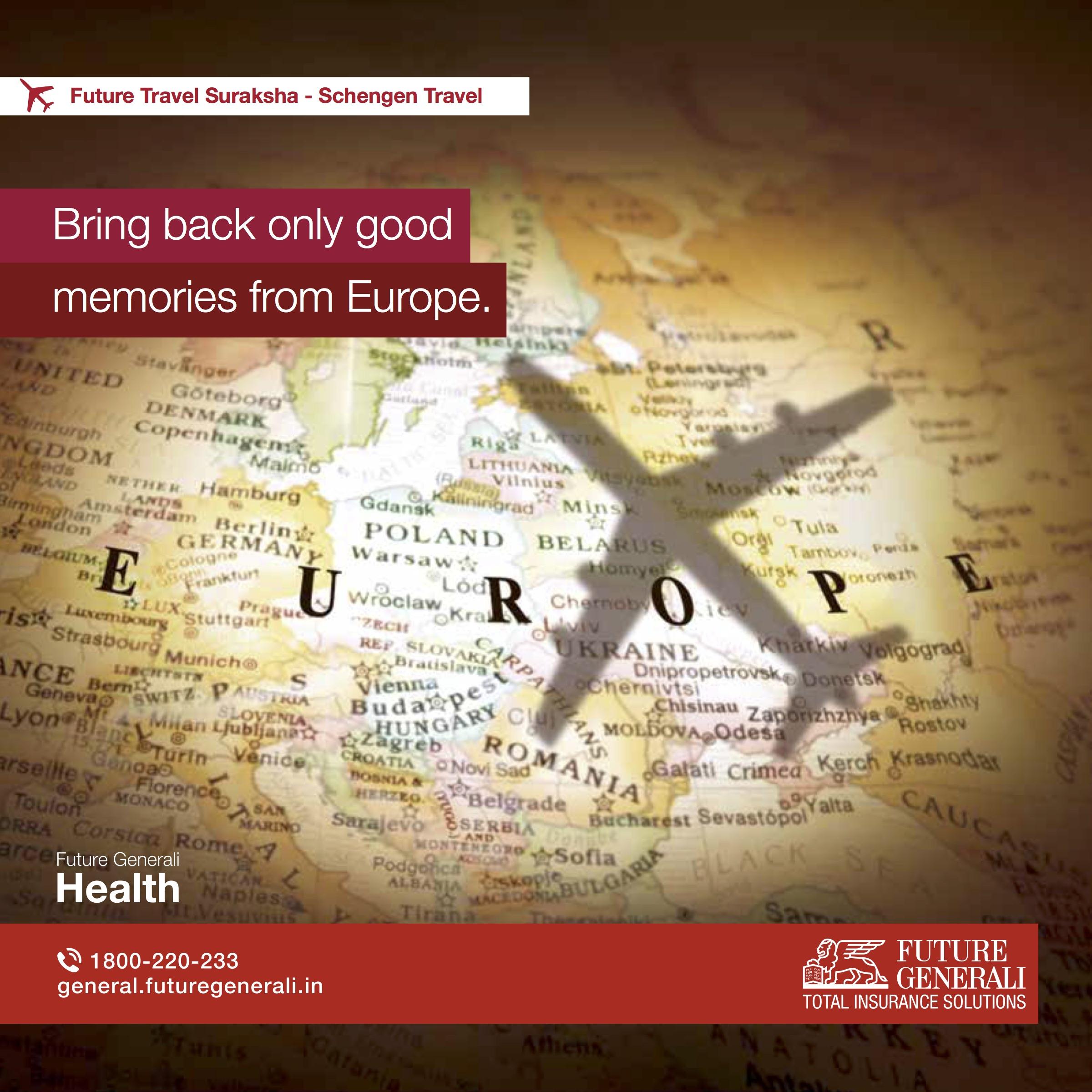 Schengen Travel Medical Insurance | TSIM's International ...