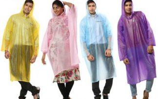 Premium Rain Poncho